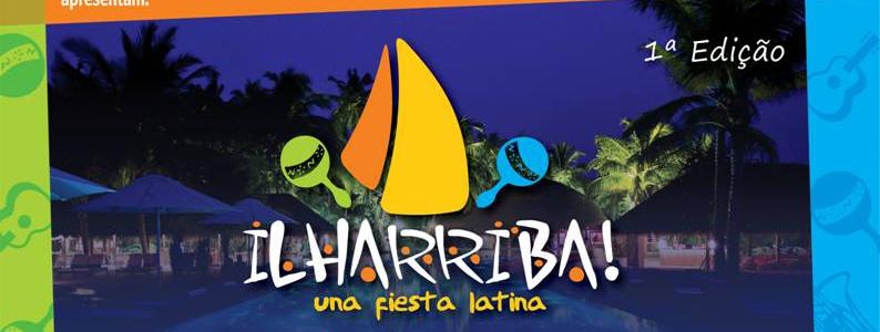 Ilharriba – Una Fiesta Latina
