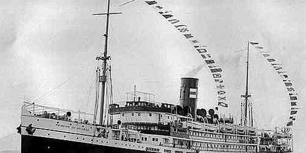 homenagem: 100 anos naufrágio Príncipe de Astúrias