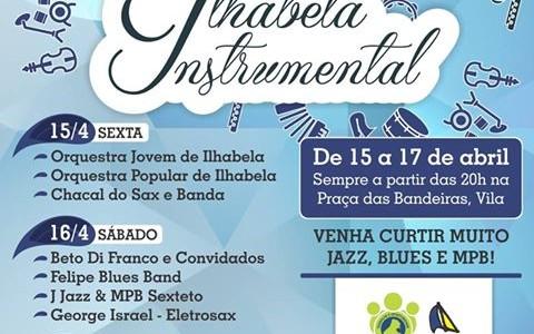 Ilhabela Instrumental 2016