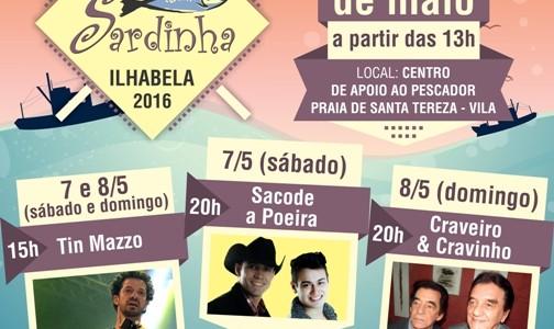 6º Festival da Sardinha