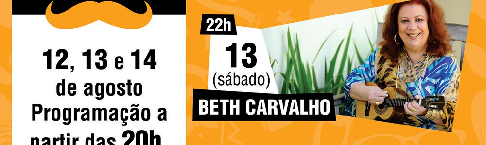 Beth Carvalho, Almir Sater e Cantoras da Ilha
