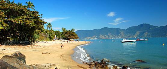 Praia e Esporte em Ilhabela